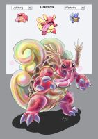 Pokemon fusion Ver.3 by nalintj