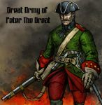 Army of  Peter The Great by AndgIl
