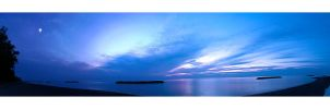 Beach-side Panoramic by StapledShut980
