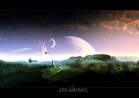 The Colony by JoeyJazz