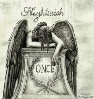 Nightwish Once by TheDarknessArt