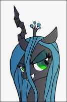 Queen Chrysalis by iTzXRED