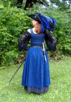 Cavalier Wench 1 by MistressKristin