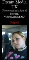 AnimeArtist2007 - Photomanip. by DreamMedia-UK