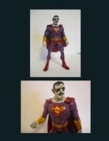 Bizarro Superman custom pictures 2 by squarepupilsherald