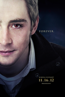Garrett - Breaking Dawn Part 2 Poster by Nikola94