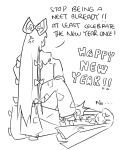 Happy New Year!! by Guuchama
