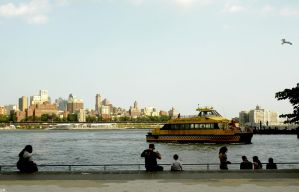 Water Taxi by Lamollesse