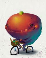 Bike monster 2 by joelhustak