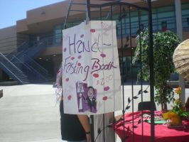 Hand fasting booth by sparky1393