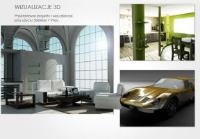 3d visualizations by offmega