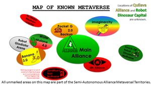 Map of Known Metaverse by BudCharles