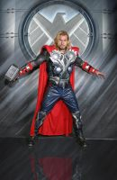 Marvel THOR by captainjaze