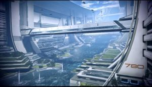 Mass Effect 3 Citadel Dreamscene by droot1986