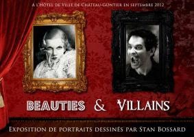 Exhibition - Beauties and Villains - 2012 by Stanbos