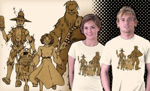 only TODAY on TeeFury by DenisM79