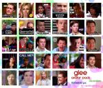 Glee Avatar pack by emmlingen