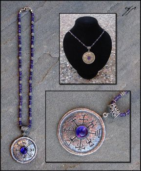 Planetary Talisman for Jupiter by Ellygator
