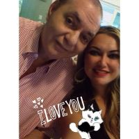 me and my dad by Nefertiti1