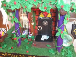 Faery house5 detail by Hecatae