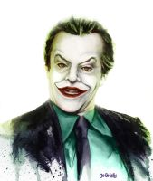 Joker by Weidel