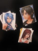 KH Cards- KH girls by My13Memories