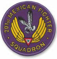 201st MEXICAN FIGHTER SQUADRON by AJcosmo