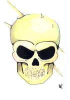 Skull 2 by AndyBorges