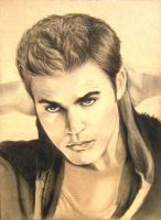 Paul Wesley - Vampire Diaries by TomsGG