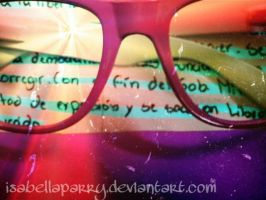 My Glasses by IsabellaParry