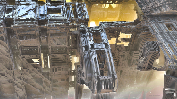 Ancient Orbital Foundry by banner4