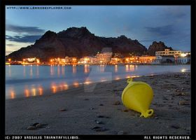 Fine Art Series -The Buoy 1 by LemnosExplorer