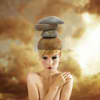 The Stress Hat by Ahmed-M-Sabry