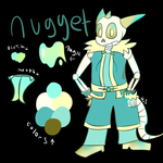 Nugget REFERENCE by bubblegumfun