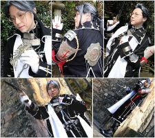 TRINITY BLOOD Abel Nightroad by sonialeong