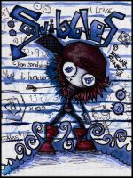 Squibbles: Front Cover by SinclairStrange