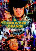 A CLOCKWORK ORANGE by kingsley-wallis