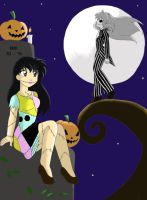 Inuyasha this is Halloween by AmyroseHaruka