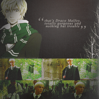 Draco is Nothing But Trouble by Sx2