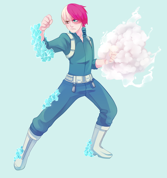Shouto by chowruto