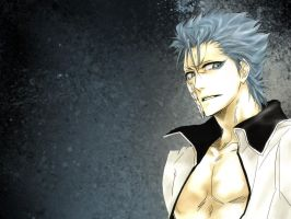 Grimmjow Wallpaper by Frozenbreak
