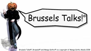 Brussels Talks by MangaGothic