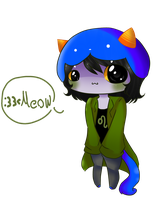 Nepeta :33 by mad-squeeker