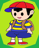 Paper Ness by chiny369