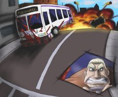 VW: Shmeerm on a Bus by GrymmBadger