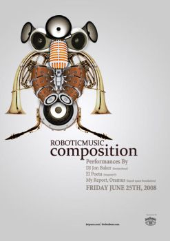 robotic composition.. by ufck
