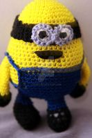 Despicable Me: Minion #2 by Nissie