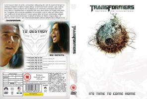 Transformers DVD Cover 2 by NineteenPSG