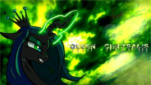 Queen Chytalis Toxic Luminic 3 by SerenitysArtwork
