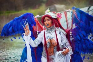 Lilith Sahl - Trinity Blood (last one?) by dani-foca